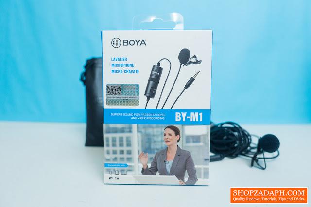 boya by-m1 review
