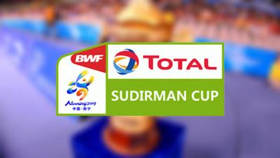 Keputusan Badminton Piala Sudirman 2019 Malaysia