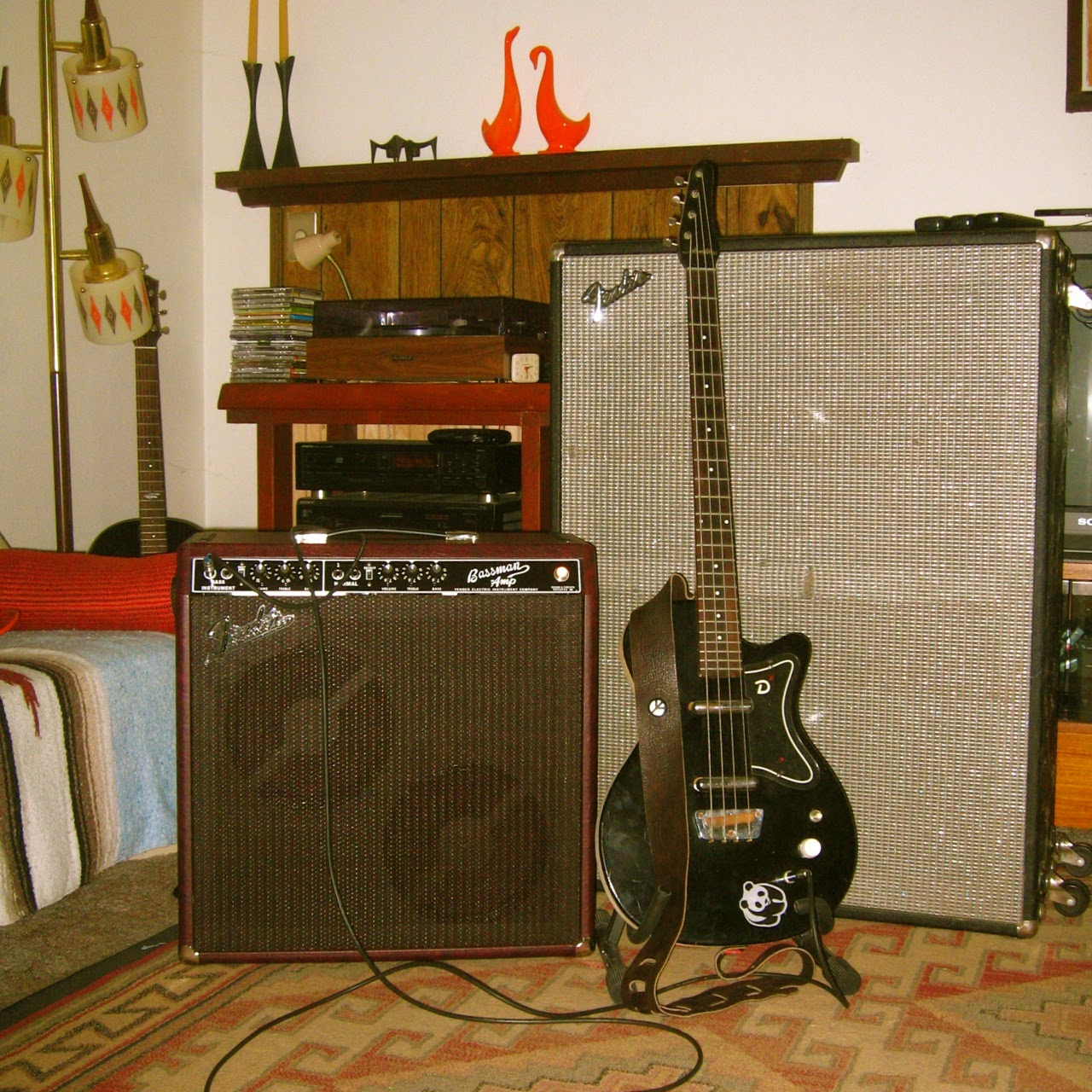 JD Newell cab, Bassman combo, Blackface, Weber beam blockers, tube amplifier, lipstick pickup, Alnico, Eminence, Pro Co
