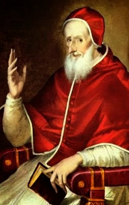 APRIL 30 - St Pius V, Pope