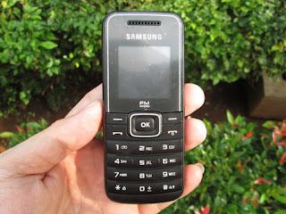 Hape Samsung Jadul GT-E1050 Phonebook 1000 Kolektor Item