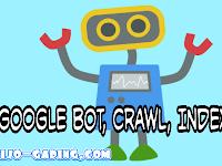 Pengertian Google bot, Crawling, dan Indexing Menurut Ijo Gading