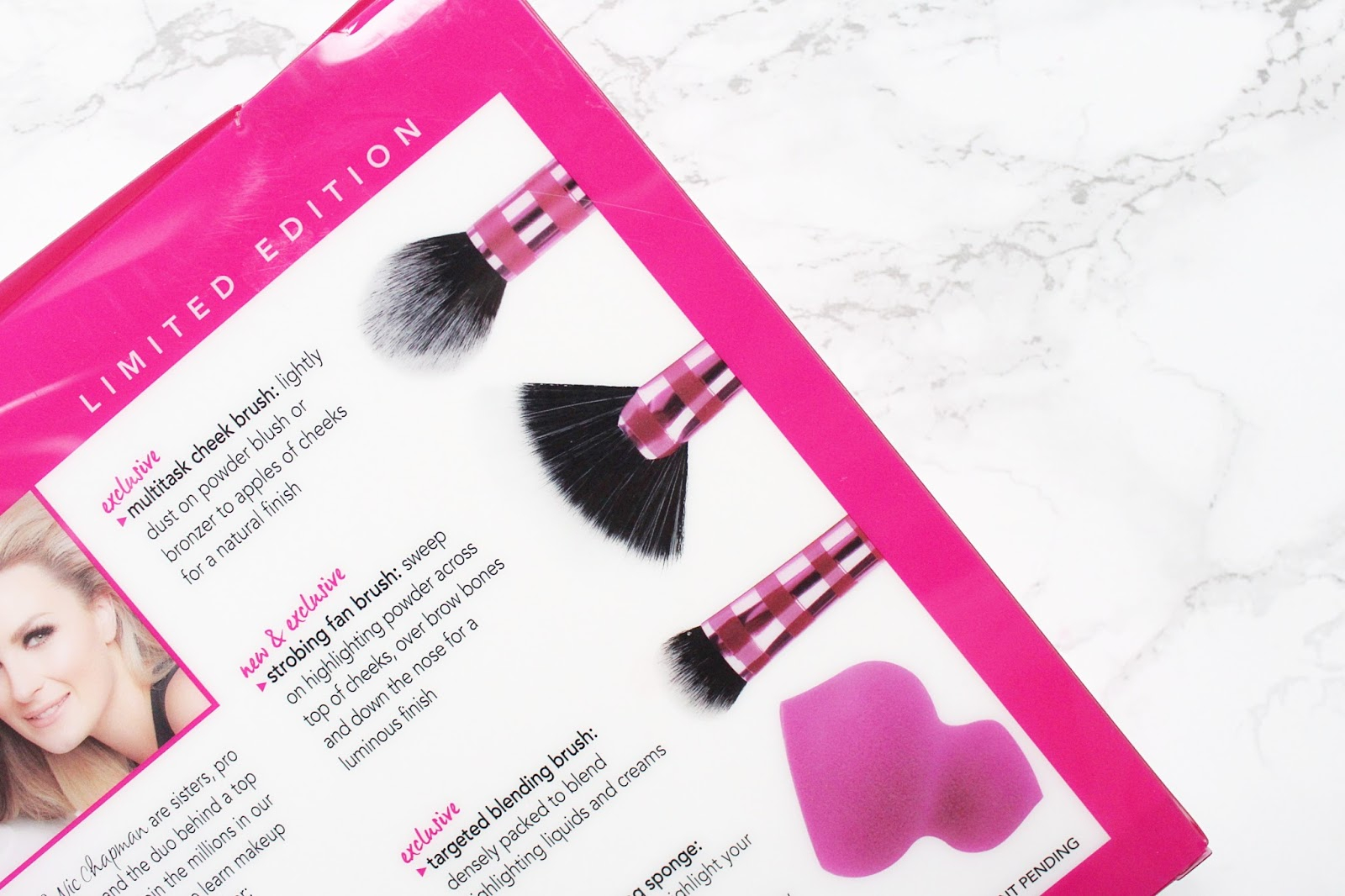 Real Techniques Ready Set Glow Set Review