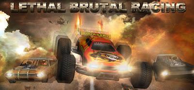 تحميل لعبة السيارات المحاربة Download lethal brutal racing برابط مباشر