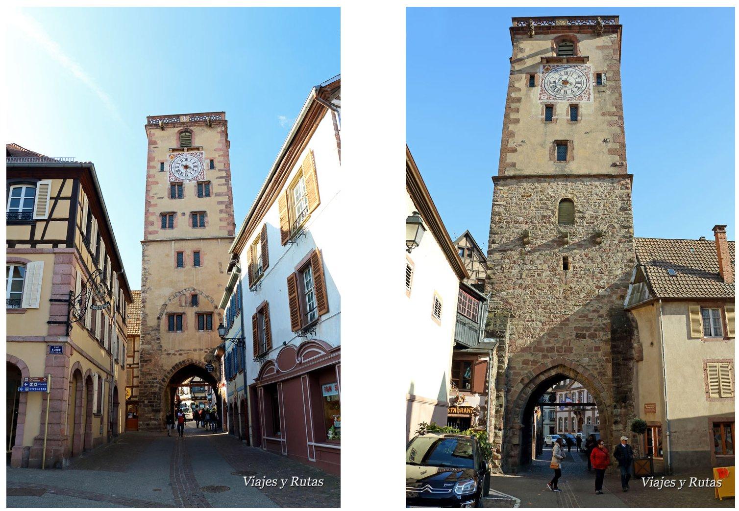 Torre des Bouchers Ribeauvillé