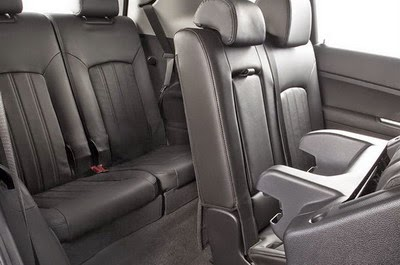 Chevrolet Orlando Indonesia Interior