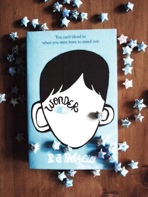 Wonder R.J. Palacio libro