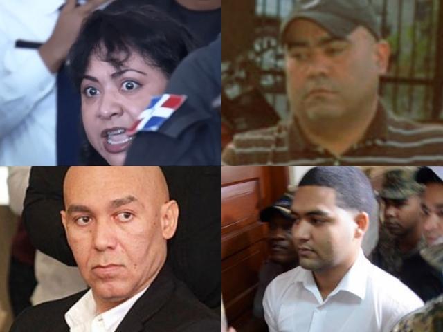 Marlon, Marlin y Henry Martínez de nuevo ante los jueces