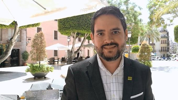 David Caballero impulsará la peatonalización integral del centro histórico junto a un plan para revitalizarlo