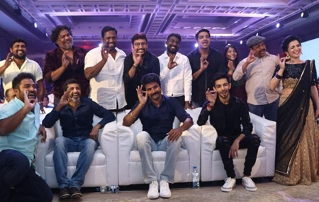 Grand Velaikkaran Audio Launch Event – Exclusive   Mohan Raja   Sivakarthikeyan   Nayanthara