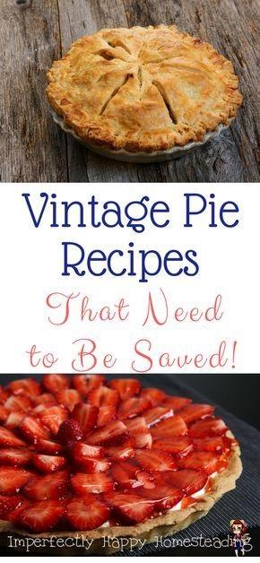 Grandma's Delicious Vintage Buttermilk Pie Recipe