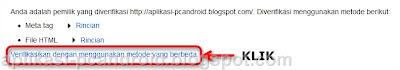 Mendaftarkan Blog ke Google