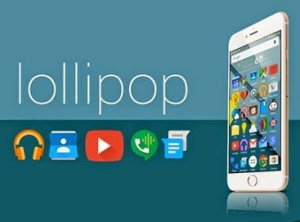 imposta grafica android lollipop su iphone 6