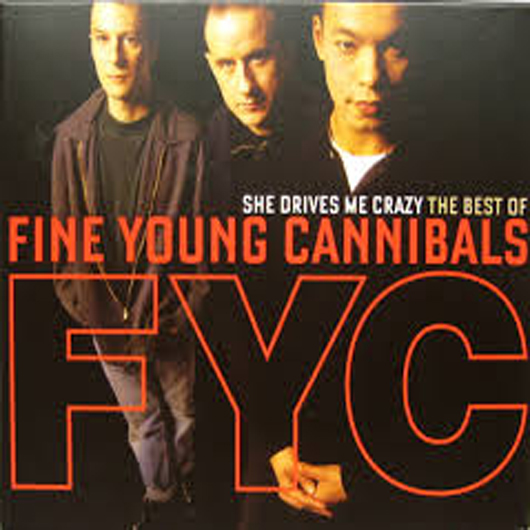 Fine Young Cannibals - Johnny Come Home (Mark Moore 12