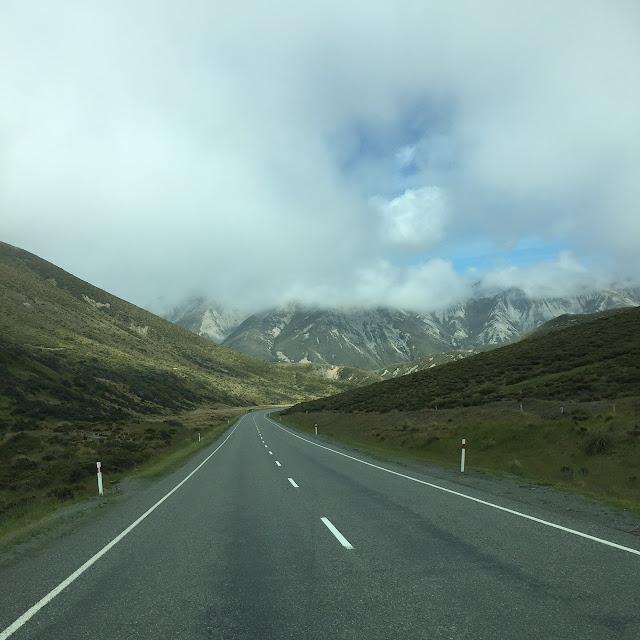 Vår resrutt på sydön Nya Zeeland del 1 - Christchurch och så vidare