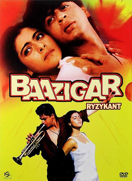 Baazigar (1993) Full Movie Hindi 720p HDRip
