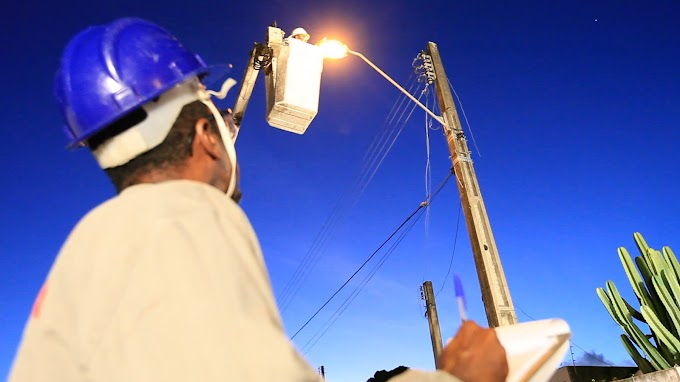 Em consenso com a Presidente Vera Lúcia, Prefeito Magno Bacelar pede retirada do projeto que atualizava as tarifas da Contribuição de Iluminação Pública.
