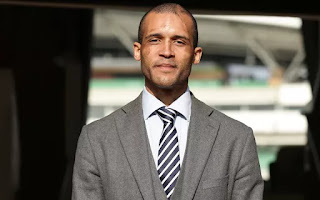 Clarke Carlisle Former Burnley and Leeds defender missing