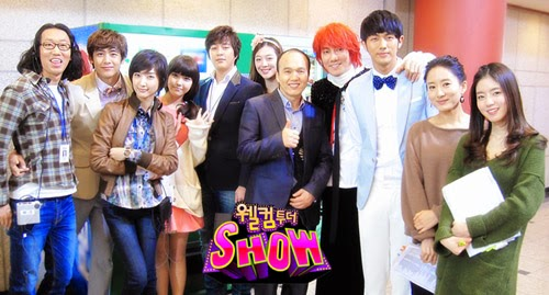 Welcome to the Show Korean Mini Drama 2011 - a new kind of