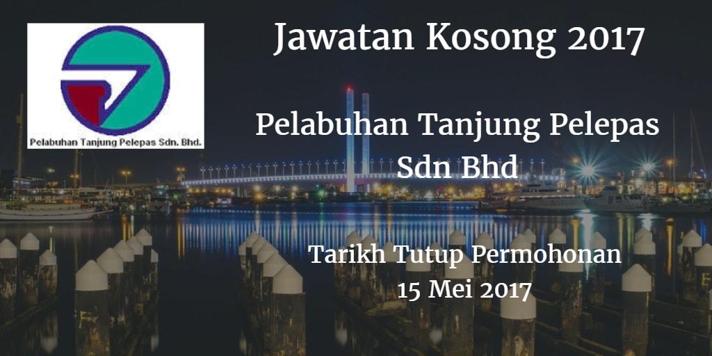 Jawatan Kosong Pelabuhan Tanjung Pelepas Sdn Bhd 15 Mei 2017