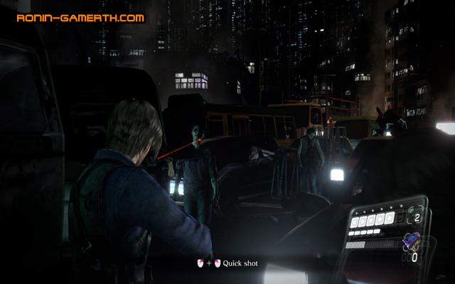 Resident Evil 6 โหลด