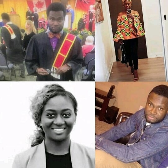 Nigerian Man commits Suicide After Murdering Woman in Toronto