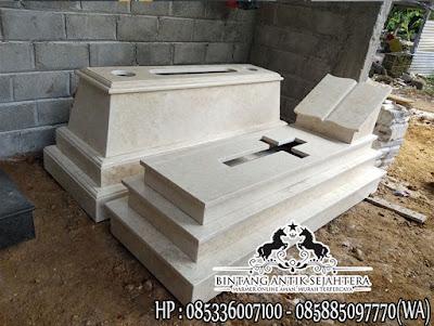 Harga Makam Kristen, Model Kuburan Kristen Terbaru, Makam Kristen Modern