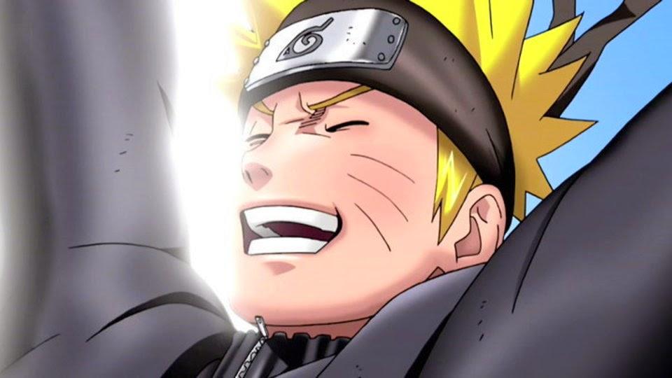 Naruto salva a Konoha
