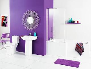 Latest Bathroom Interior decoration