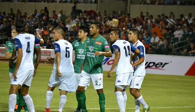 Ver partido Cimarrones vs Zacatepec en vivo