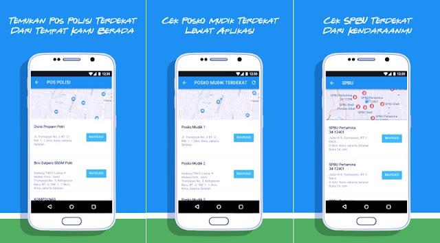 Download Aplikasi Ayo Mudik APK v1.0.1 for Android Terbaru 2017 Gratis (Spesial Lebaran)