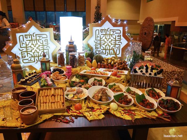 Semarak Ramadan Buffet Dinner @ Tonka Bean Cafe, Impiana KLCC