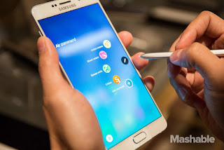 Samsung Announces Galaxy Note 5 And Galaxy S6 Edge+ with pictures price in nigeria