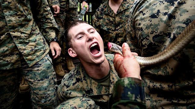 7 Latihan Militer Paling Ekstrem, Salah Satunya Juga Dilakukan TNI