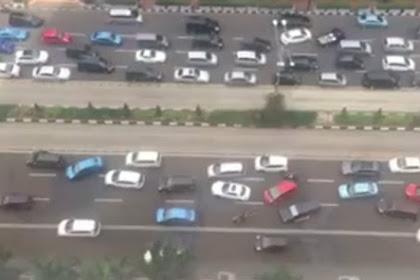 Gaya Menyetir Warga Jakarta Penyebab Kemacetan?