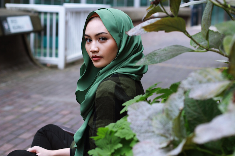 Bash Harry, Brunei UK Beauty, Fashion Life & Style Hijabi Blogger