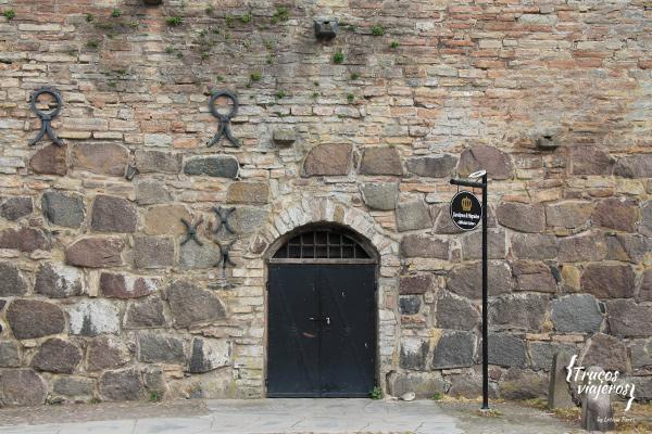 muralla de Kalmar Suecia