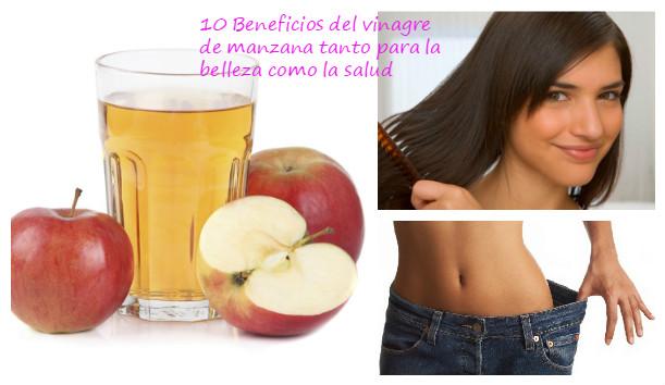 Vinagre para manzana varices las de