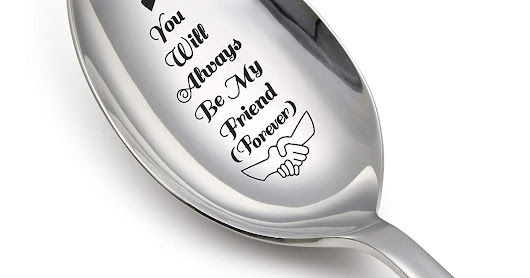 Looking for Gift? Here it is, Gifttoys Stainless Steel Spoon