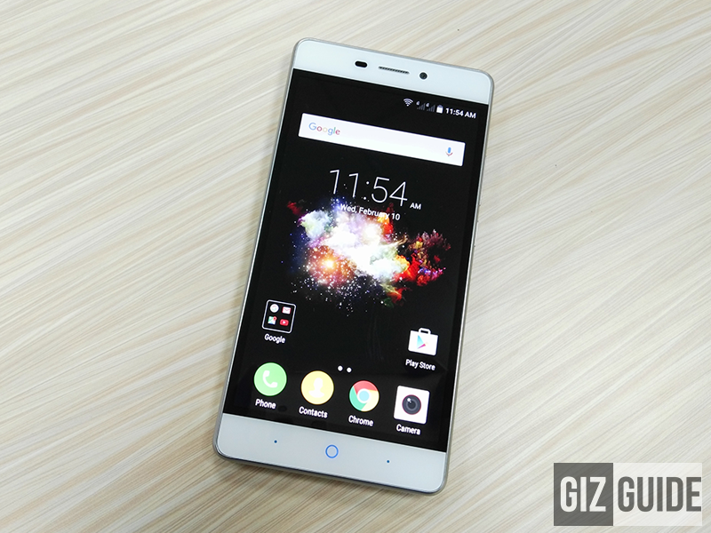ZTE Blade A711 review