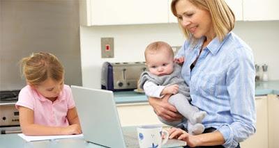 Ini Perjuangan Sampingan Ibu Rumah Tangga Tanpa Modal