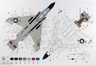 F-4J Phantom II Zoukei Mura Notice 3/3