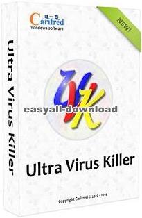 UVK Ultra Virus Killer 10.3.0 + Portable โปรแกรมกำจัดไวรัสและมัลแวร์