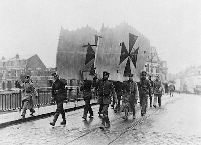 La batalla aérea en la Primera Guerra Mundial