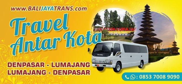 Travel Denpasar ( Bali ) - Lumajang PP