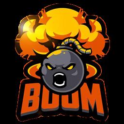 logo boom transparan