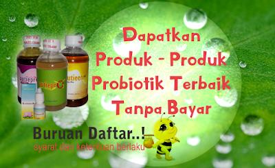 Produk Probiotik untuk Anak Terbaik