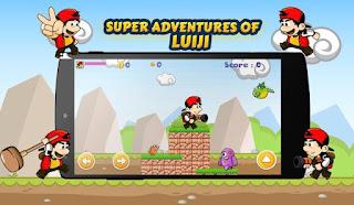 Super Adventures Of Luiji Apk Full