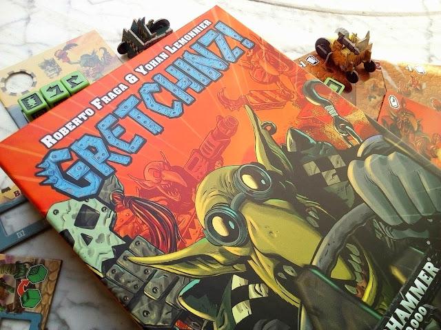 """""""Gretchinz!"""", corse tra gli orchi di Warhammer 40000"""