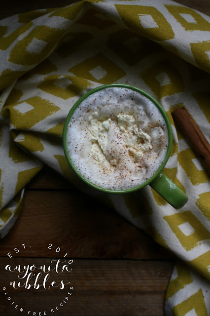 Autumn Spice Latte Recipe